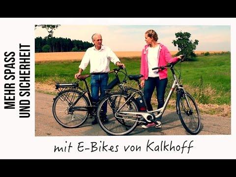 Kalkhoff - Tipps und Tricks zum sicheren E-Bike fahren
