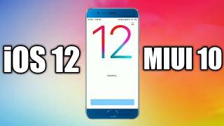 iOS 12 in Miui 10 - ฟรีวิดีโอออนไลน์ - ดูทีวีออนไลน์ - คลิป