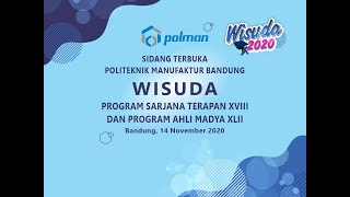 Wisuda Polman 2020