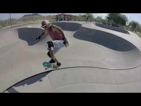 Union Hills Skatepark, AZ September 2, 2019