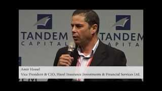 "International Global Markets conference 2012 - Tandem Capital (יח""ץ טנדם קפיטל )"