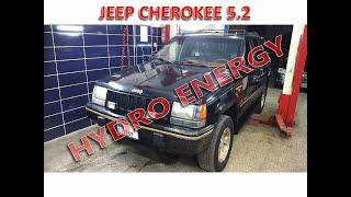 Jeep cherokee hidrojen takıt sistem montajı