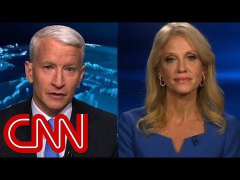 Full interview: KellyAnne Conway, Anderson Cooper clash over Russian intel report