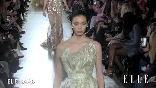 Elie Saab Alta Costura Primavera Verano 2019 | Elle España