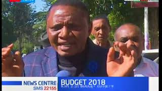 Kenyans expectations as we prepare for the 2018/19 budget