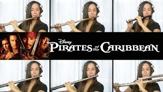 Pirates of the Caribbean Theme on Flute + Sheet Music!