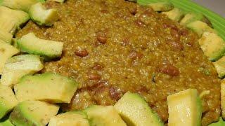 Haitian Mayi Moulin Recipe (Cornmeal)