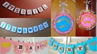 Baby Welcome Decoration Ideas | Newborn Baby Welcome Home Decor Ideas | Baby Shower Ideas