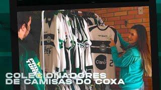 Colecionadores de camisas do Coxa