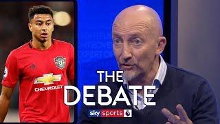Does Jesse Lingard deserve criticism for his Man Utd performances? | The Debate