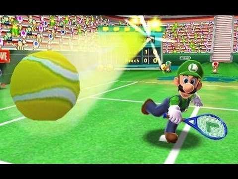 Видео № 0 из игры Mario Tennis Open [3DS]