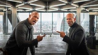 Fast & Furious: Hobbs & Shaw - Trailer 2 deutsch/german HD
