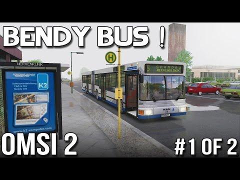 OMSI 2 Let's Play #31 | Volvo B9TL Gemini 2 London Mod | The