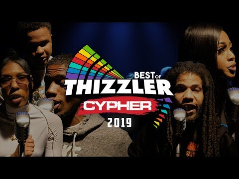 Baby J, Lul Smoove, Su'Lan, RRE Stewy || Best Of Thizzler Cypher 2019