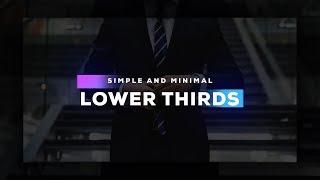 Lower Third 免费在线视频最佳电影电视节目 Viveos Net
