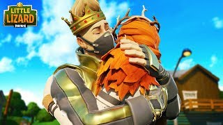 KING DRIFT FINDS HIS QUEEN!!! - Fortnite Short Films