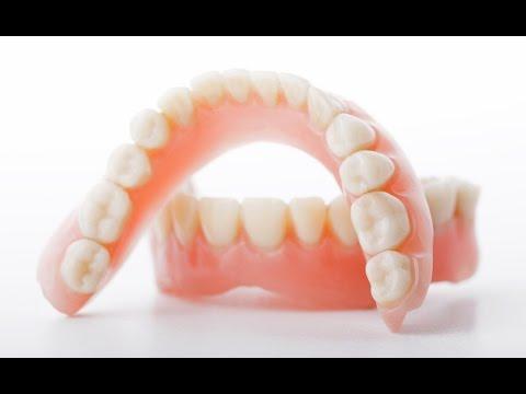 Зубной протез. 1 часть