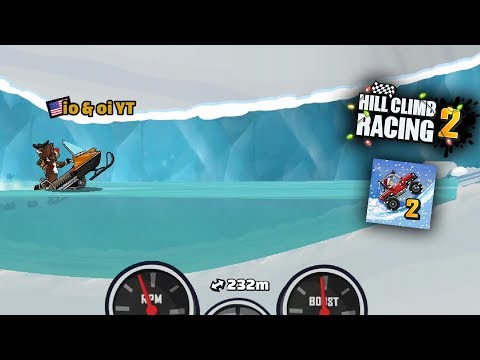 Hill Climb Racing 2 - Water Run Event - I'm Such A NOOB 😂