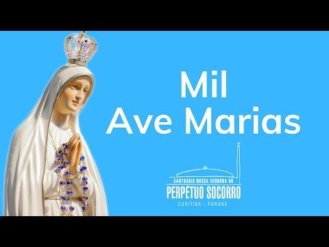 Oração das Mil Ave Marias