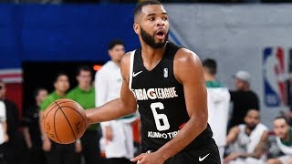 Aaron Harrison (13 points) Leads USA in NBA G League International Challenge