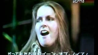 THE RUNAWAYS  3tr live @ * Rotating Stage * Japan TV June 1977