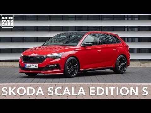 2021 Skoda Scala Edition S | ABT Tuning | Skoda Scala Tuning | Chip-Tuning | Voice over Cars News