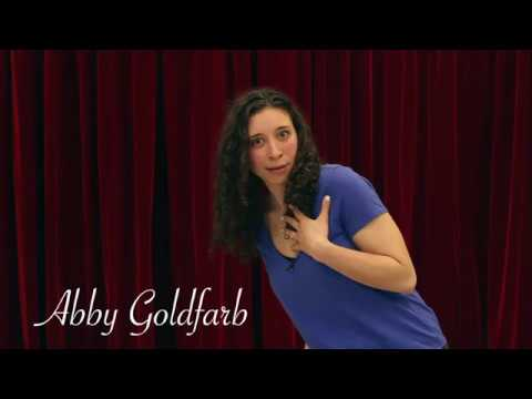 Musical Theatre Reel--and a little about me!