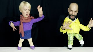 Uptown Funk - Mark Ronson / Bruno Mars - Cover by Pomplamoose