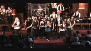 The Continental Voices & Brass-2009