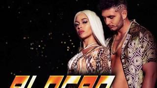 Alocao - Bad Gyal ft. Omar Montes (Lyrics Video)
