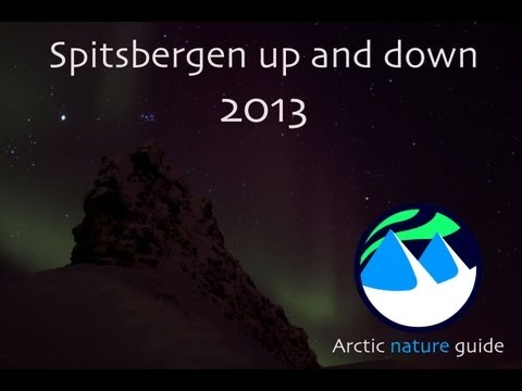 Spitsbergen Up and Down video