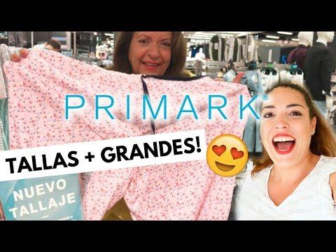 Tallas MÁS GRANDES en PRIMARK ?? 😍   Nueva XXL y 50-52   Pretty and Olé