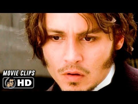 FROM HELL Clips (2001) Johnny Depp