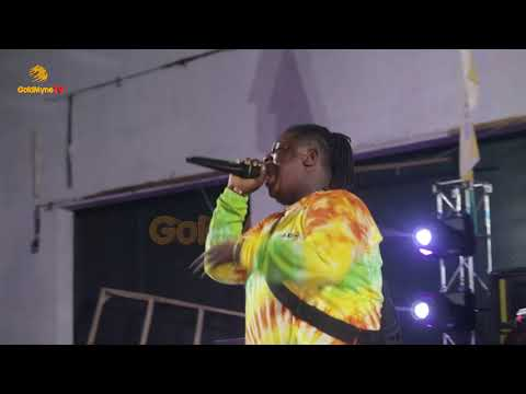 BARRY JHAY's PERFORMANCE DJ KAYWISE JOOR PARTY UNILAG