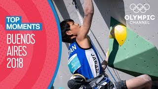 Top 10 Moments of YOG 2018 Buenos Aires | Top Moments