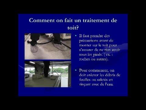 Roof treatment - membrane