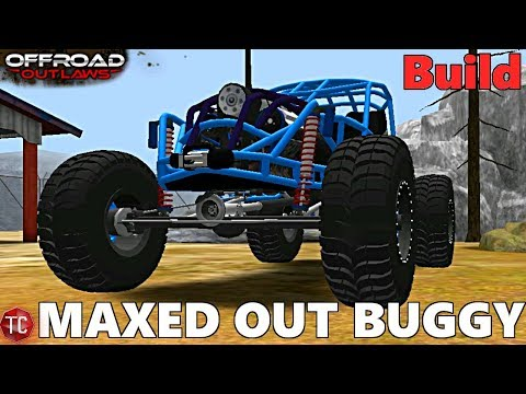 Off-Road Outlaws: Building The ULTIMATE ROCK BOUNCER! Fully Maxed Out