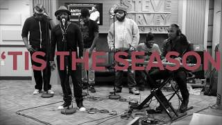 Anthony Hamilton 'Tis The Season Live On The Steve Harvey Morning Show