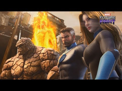 [MARVEL Future Fight] Fantastic Four Update!