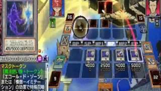 遊戯王Tag Force 6 Sinトークン Vs ジャン