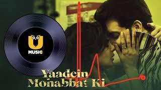 Yaadein Mohabbat Ki | Lyrical | Kasak | Ullu Music   - YouTube