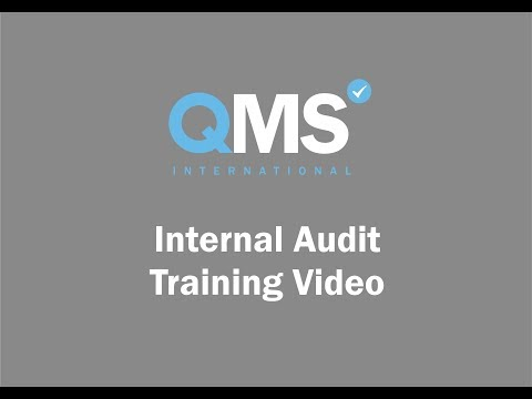 How to Conduct an Internal Audit - YouTube
