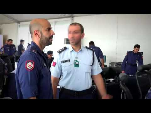 GCC Joint Security Exercise 1-11-2016