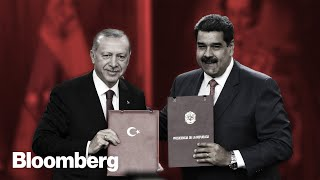 The Secretive Gold Deal Keeping Venezuela Afloat