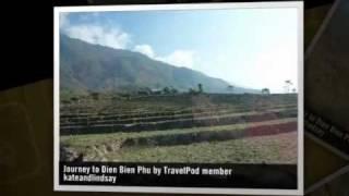 preview picture of video 'Journey to Dien Bien Phu from SaPa Kateandlindsay's photos around Dien Bien Phu, Vietnam'