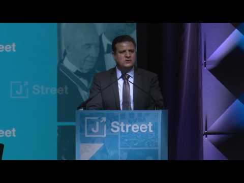 MK Ayman Odeh at J Street's 2017 National Conference