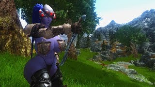 Skyrim mods Widowmaker from overwatch