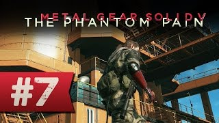 Metal Gear Solid 5 : C2W & Mother Base   Let's Play #7 FR