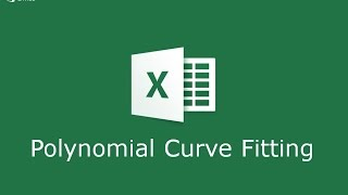 Polynomial Curve Fitting In Excel   Polynomial Regression In Excel