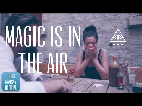 Magic is in the Air // MAGIC TRICK
